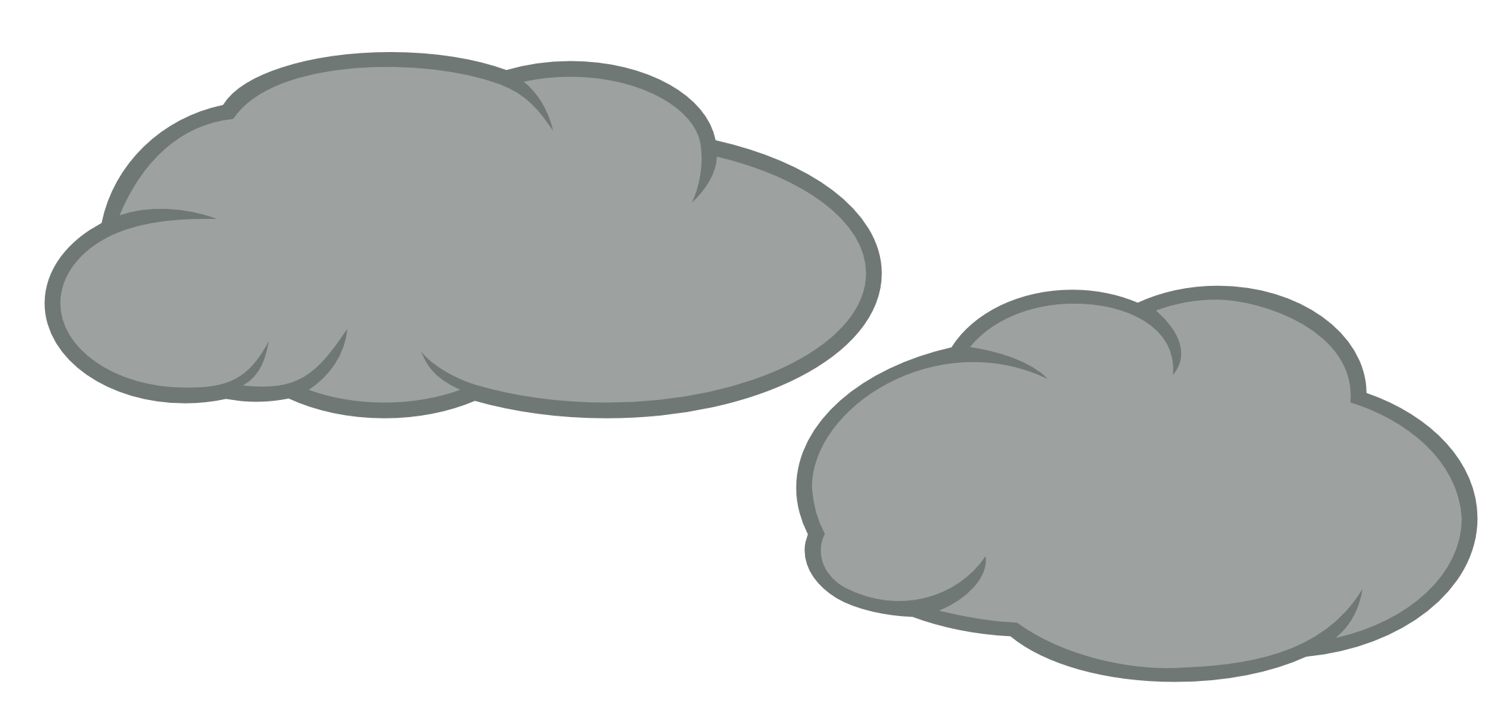 Thunderbolt drawing cloud. Best hd two clouds