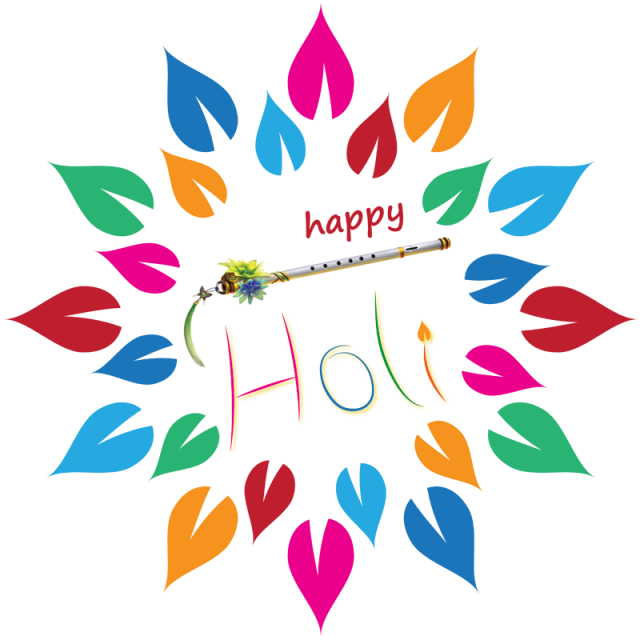 Vector hd holi. Colorful festival happy png