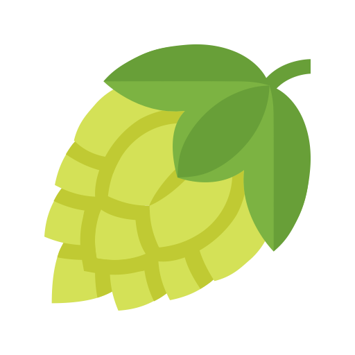 Vector hops abstract. Icon png and for