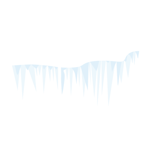 Vector icicles christmas. Icicle icon transparent png