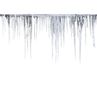 Vector icicles frame. Download icicle free png