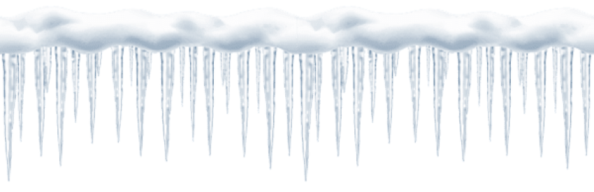 Icicles transparent vector. Long png free images