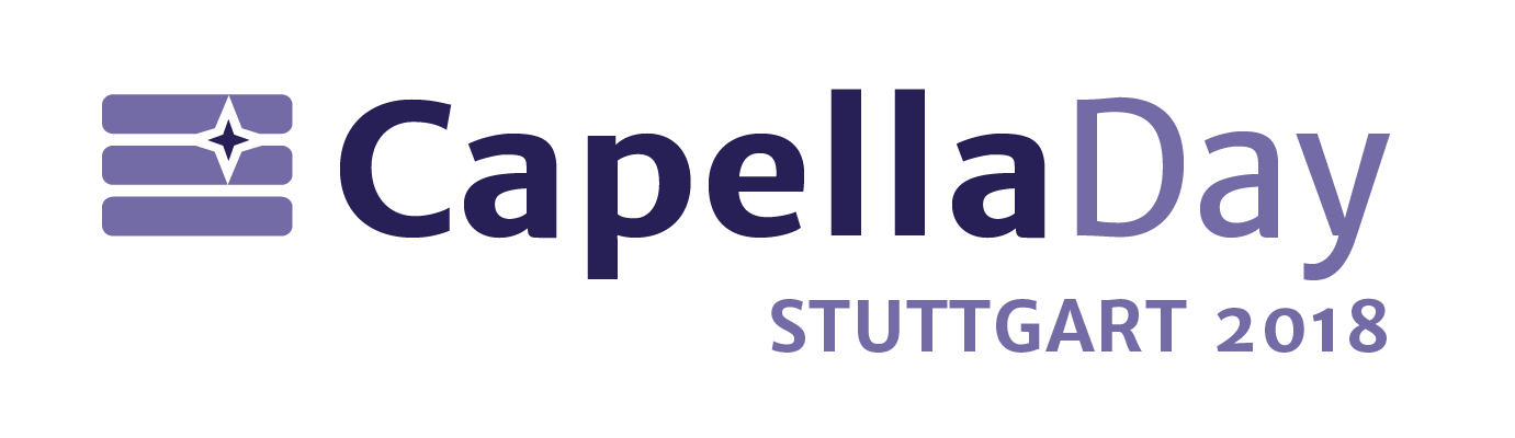 Vector informatik stuttgart. Capella day eclipsepedia logo
