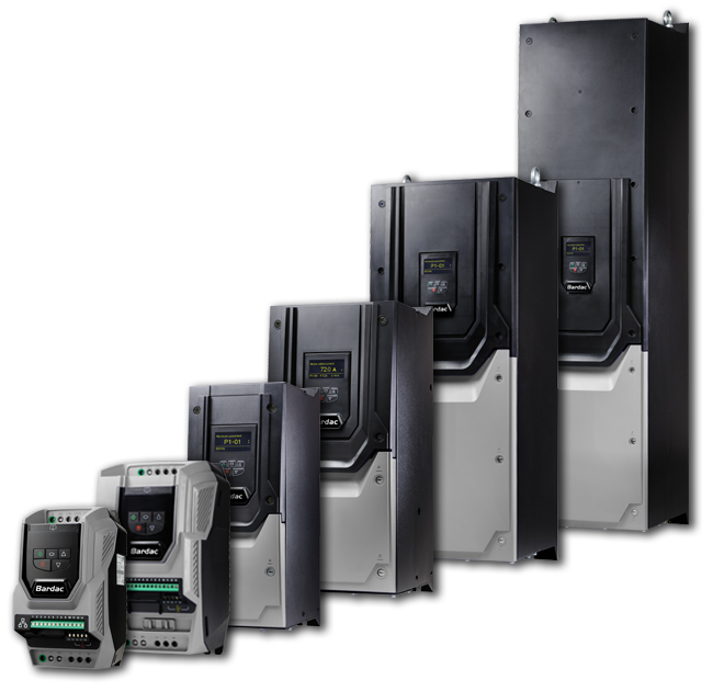 Vector inverters maxx sst. P series systems drives