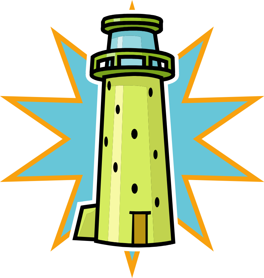 Vector lighthouse animated. Clipart free at getdrawings