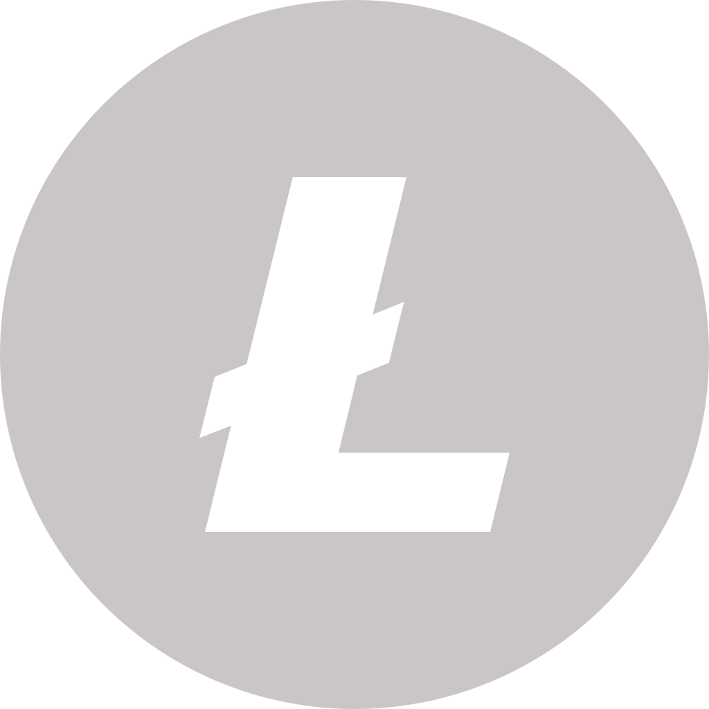 Vector lite coin crypto. Litecoin ltc icon cryptocurrency