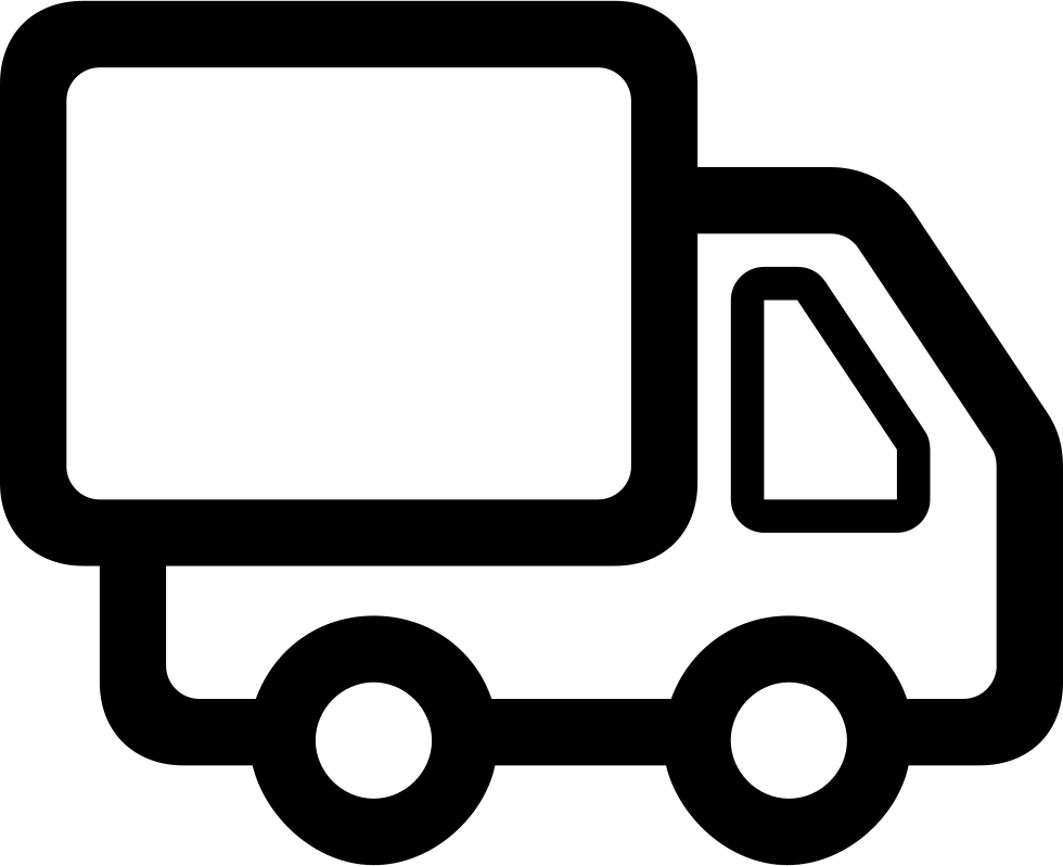 Package vector shipment. Free shipping icon png