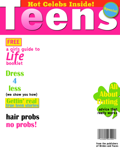Vector magazines blank. Download magazine free png