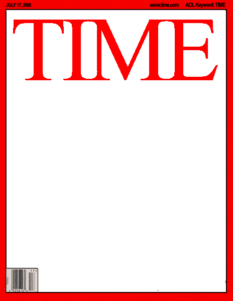 Time magazine cover framing. Vector magazines blank picture transparent