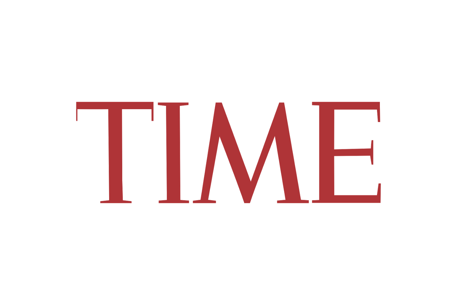 Vector magazines commercial. Time magazine logo share