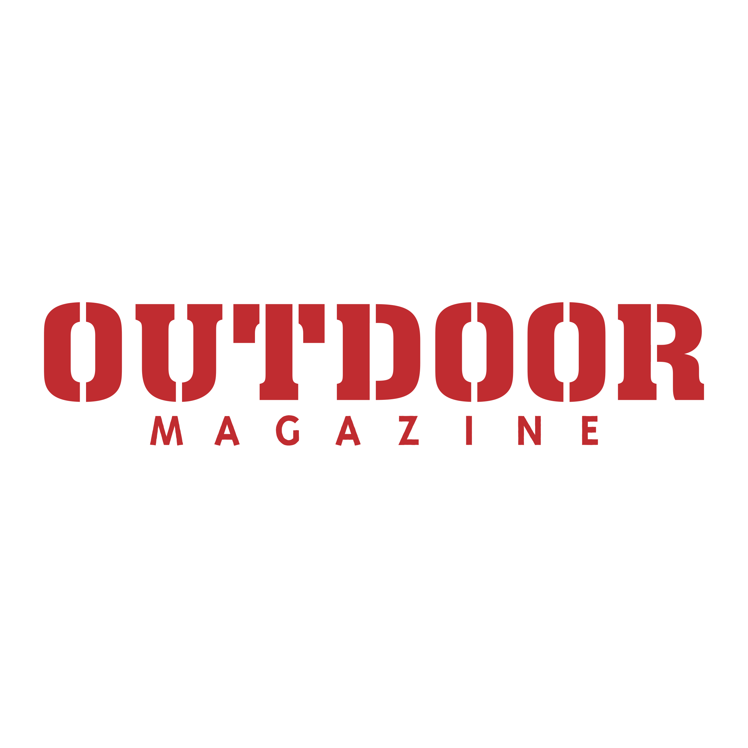 Vector magazines svg. Outdoor magazine logo png