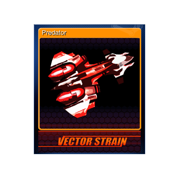 Vector market community. Steam listings for predator