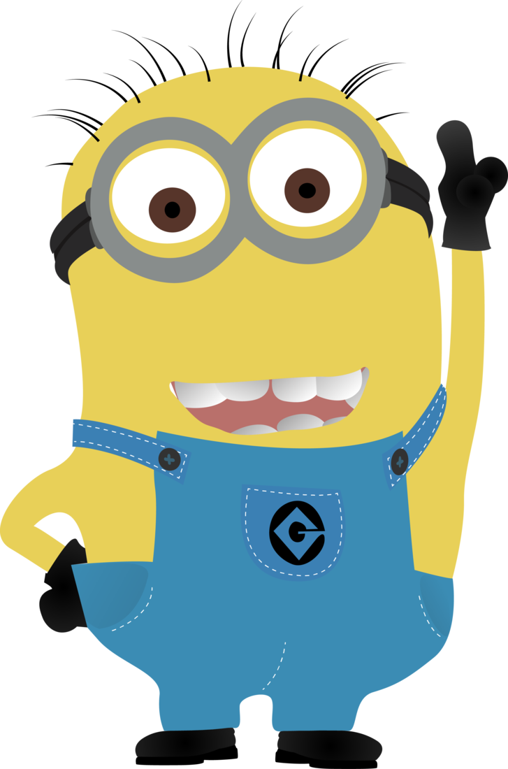 Vector minion gru. From by wborg on