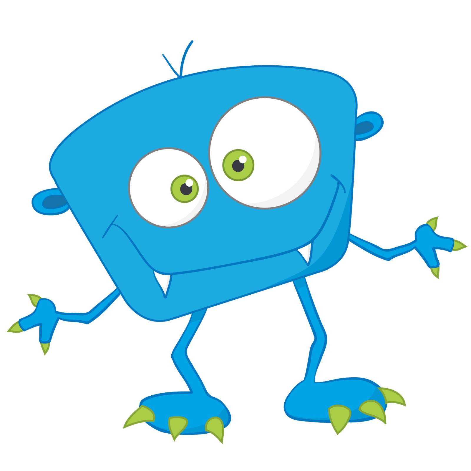 Monsters clip lil monster. Free cliparts download art