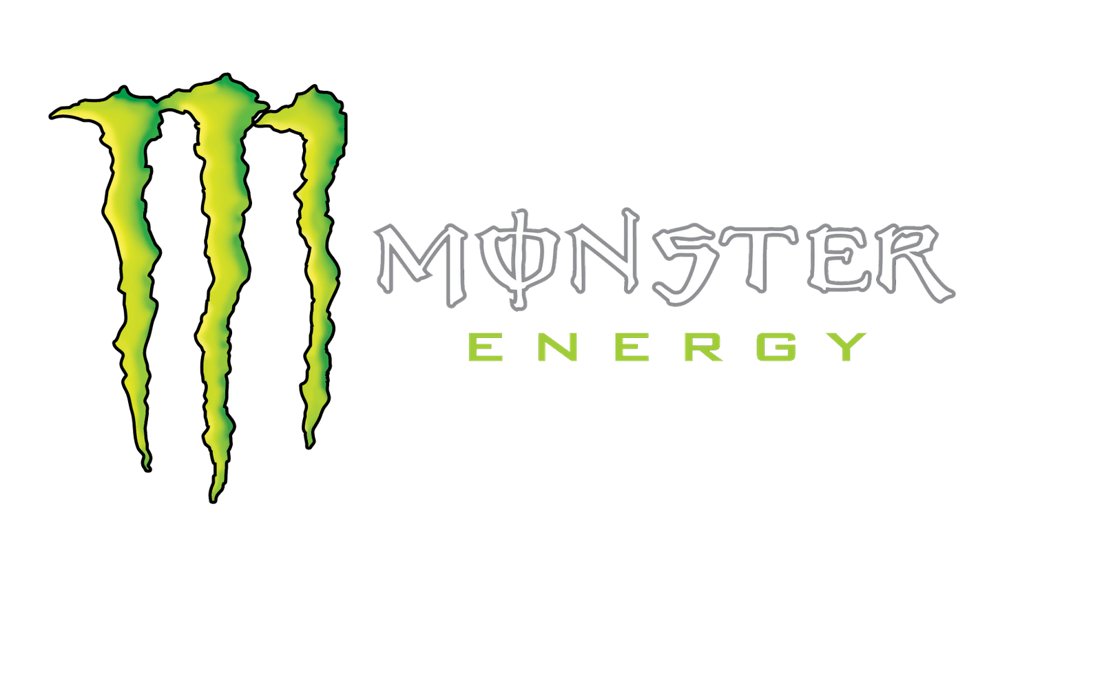 Vector monster logo. Png free transparent logos