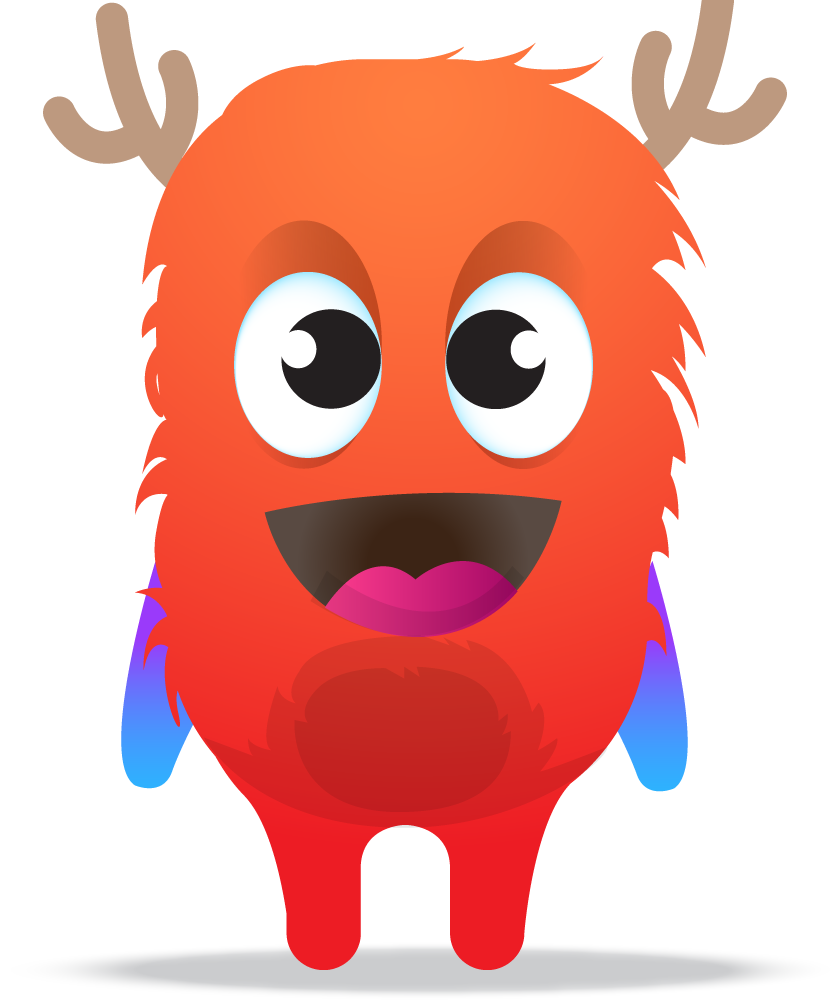 class monsters transparent. Dojo clipart christmas image library