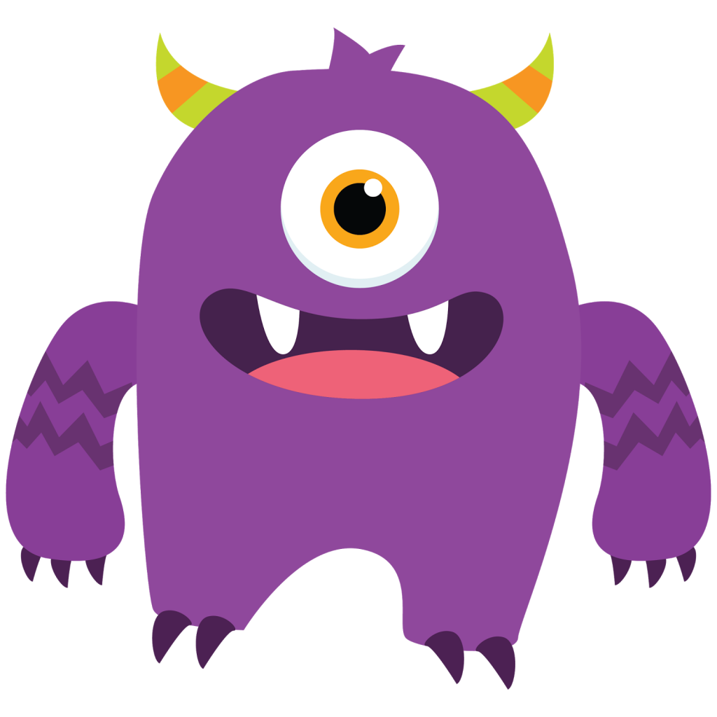 Monsters clip lil monster. Clipart free images st