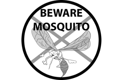 Vector mosquitoes stop. Lab made released in