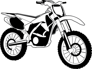 Motorcycle logo eps free. Vector motorcycles picture free stock