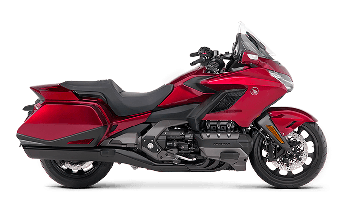 Motor vector old motorcycle. Honda gold wing price