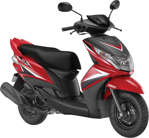 Scooter vector scooty. Yamaha ray z price