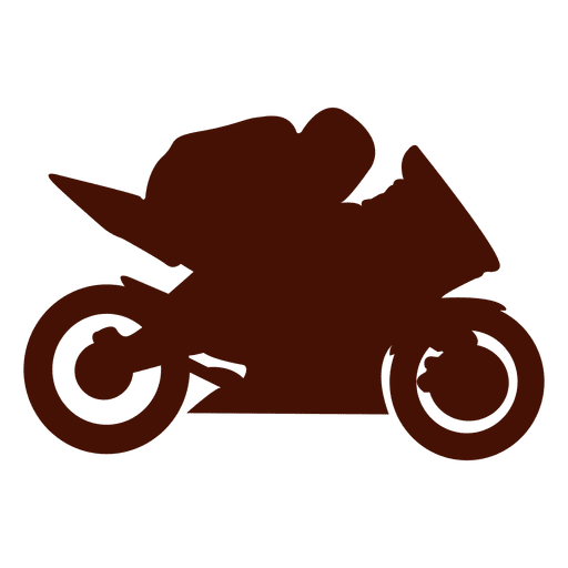 Motor vector motorcycle front. Racing speed transparent png