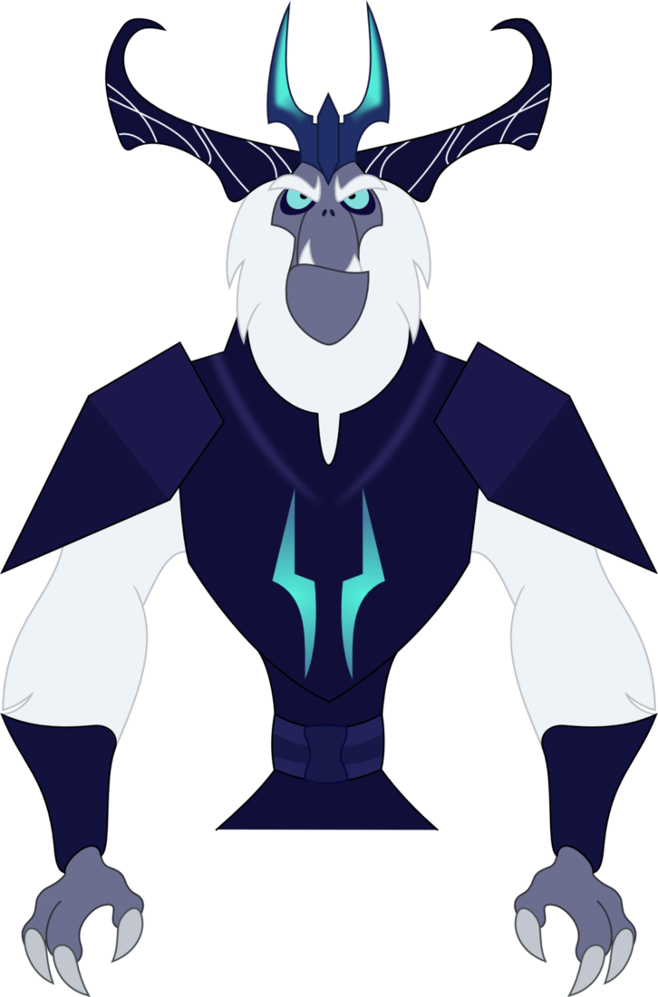 Vector movies. The storm king mlp