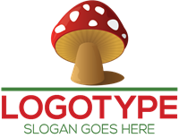 mushrooms vector 1up