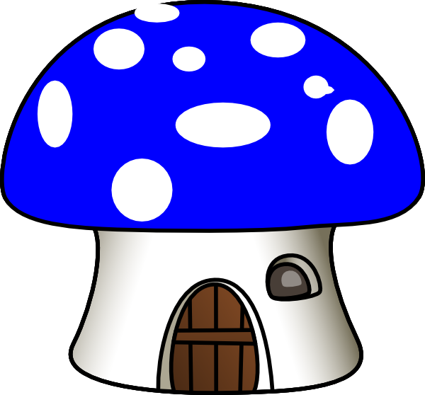 Vector mushroom sliced. Mushrooms graphic royalty