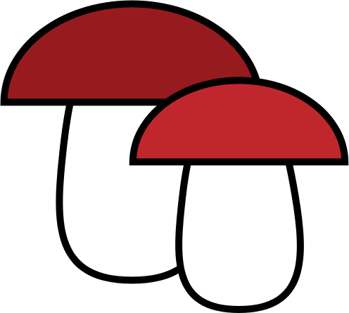 Vector mushroom tribal. Png free icons and