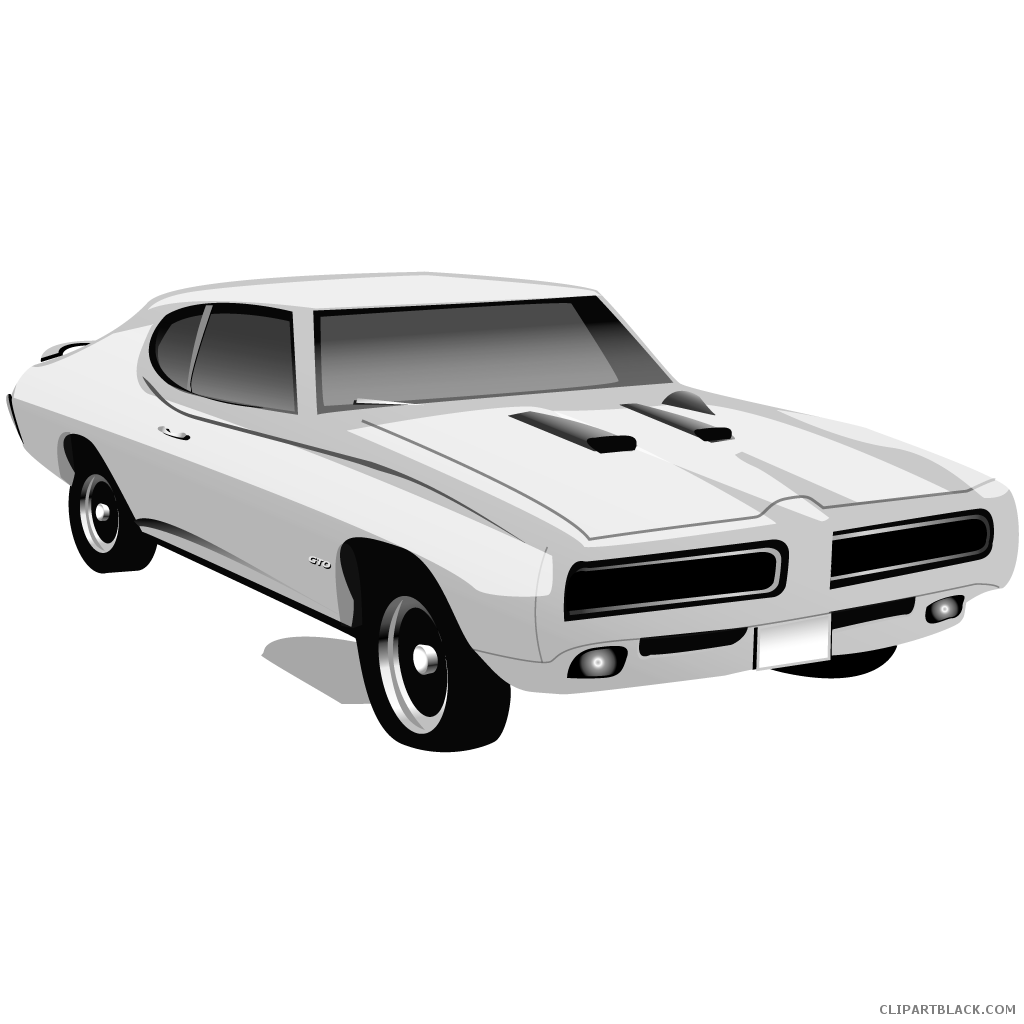 Vector mustang muscle car clipart. Free download techflourish collections