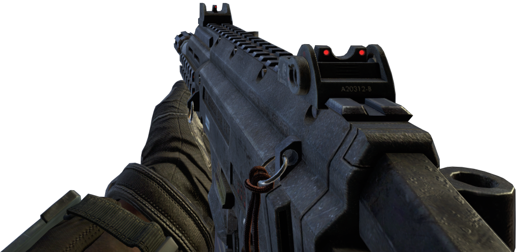 Vector submachine high rate fire. Skorpion evo call of