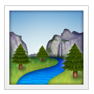 Vector nature national park. Emojis pinterest smileys and