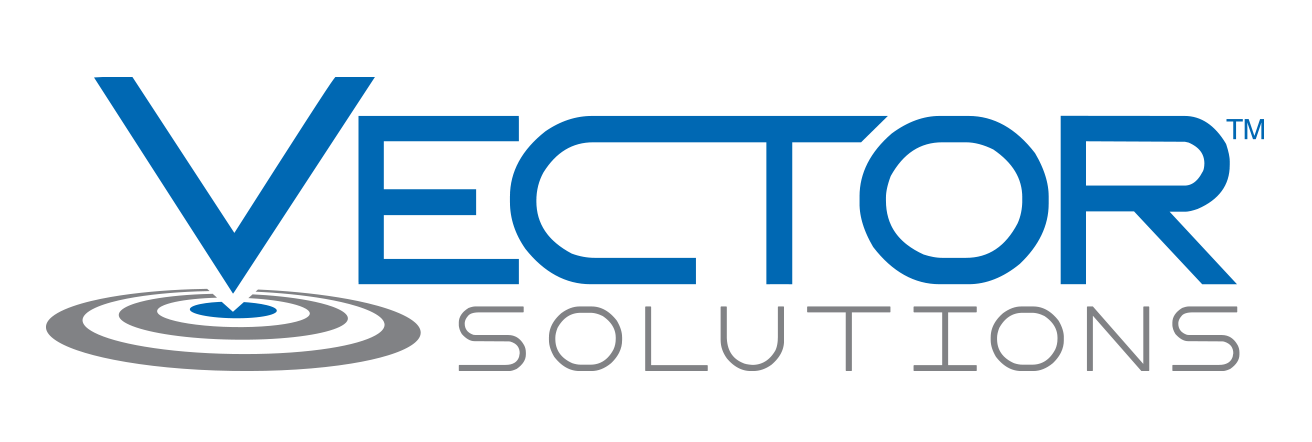 Vector notes logo. May release solutions support