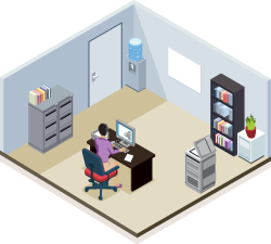 Vector offices isometric. Image result for office
