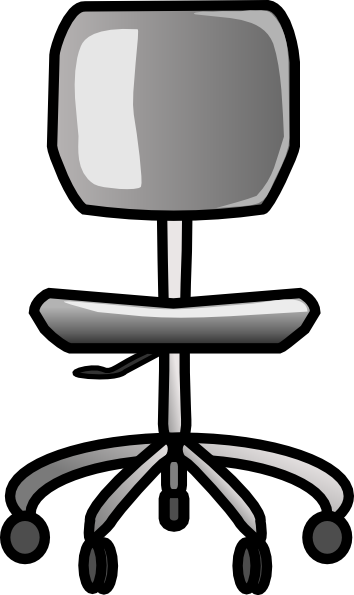Vector offices clipart. Office chair clip art