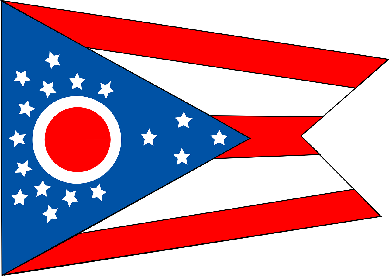 Vector ohio blank. Pilf s voter list