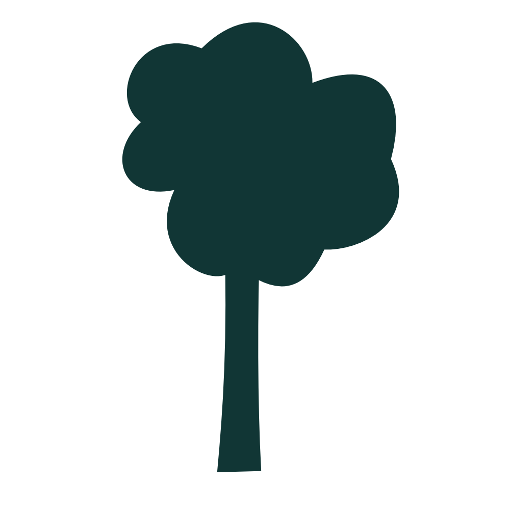 Vector outline tree. By misteraibo on deviantart