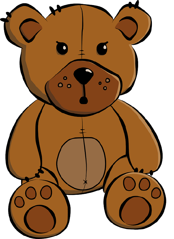 Vector pairs fluffy teddies. The top best blogs