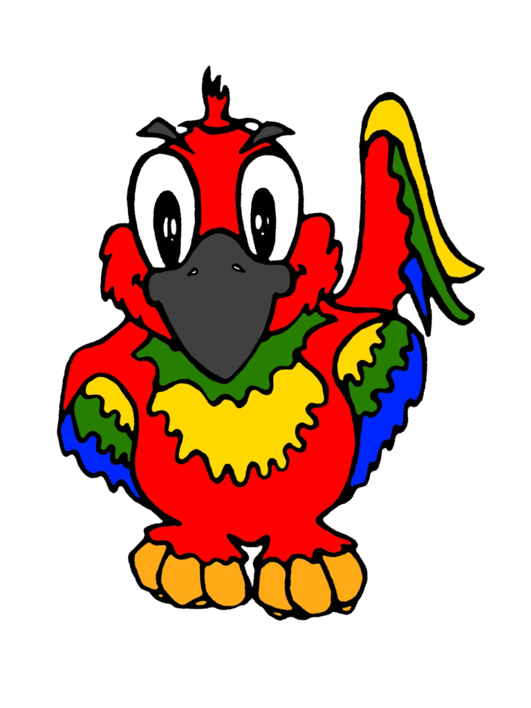 Vector parrot cute. Png transparent image peoplepng