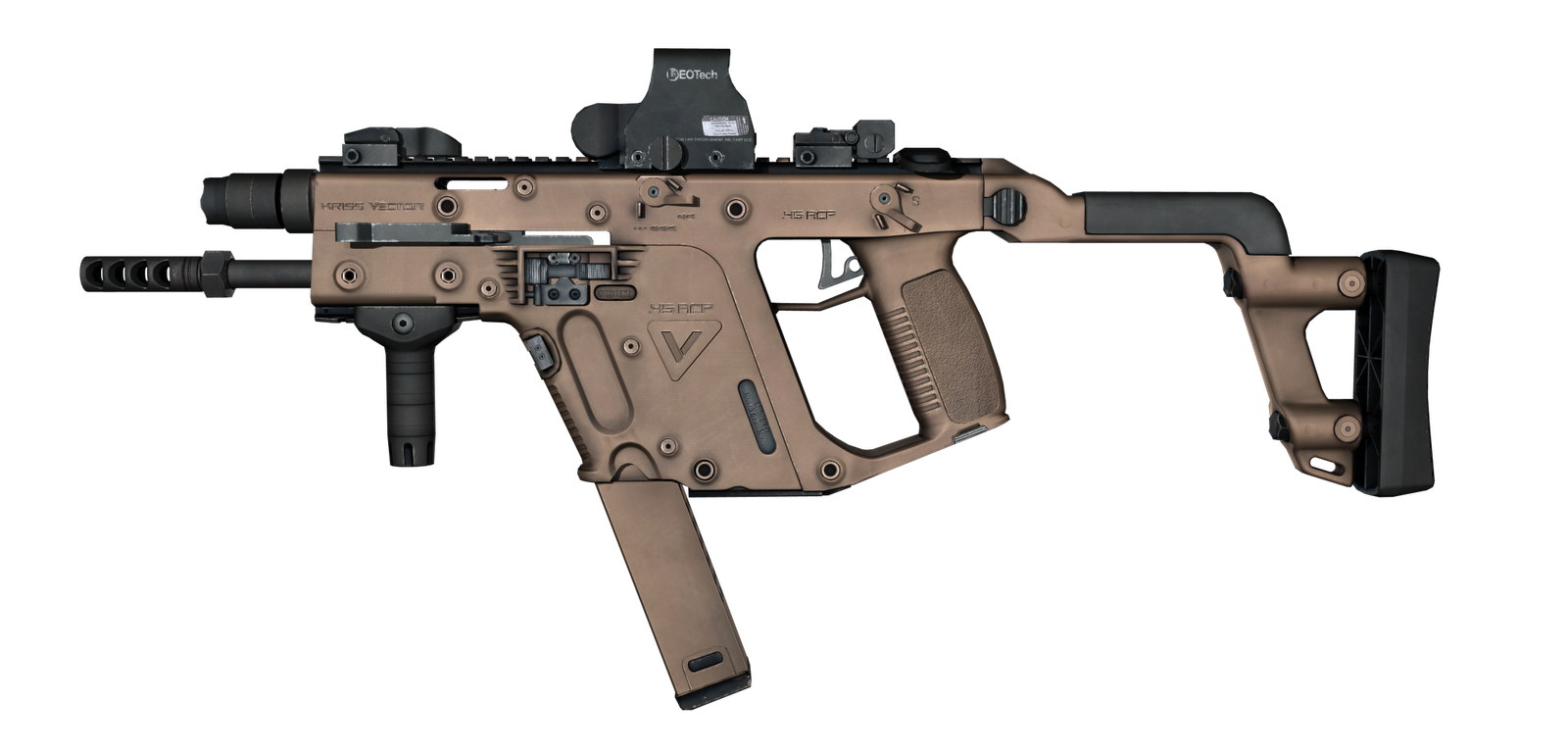Vector pdw. Camo png the armory