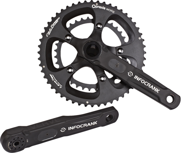 Vector pedals crank. Power meters everything you