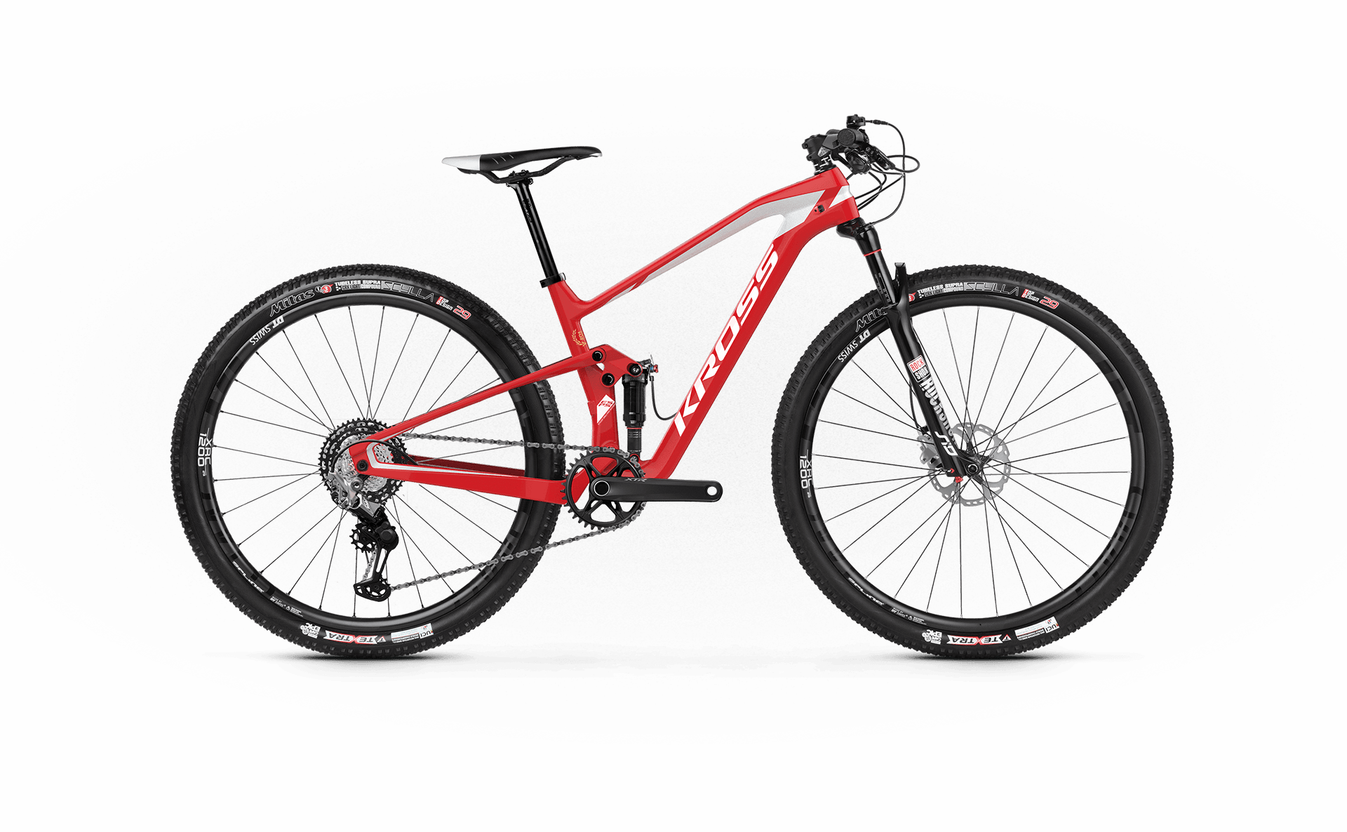 Cycle vector indian. Kross bicycles mountain tour