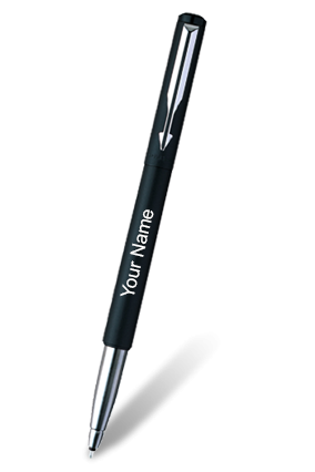 Vector pens. Parker buy personalized ball