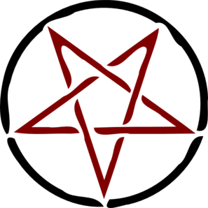 Vector pentagram art. Clip at clker com