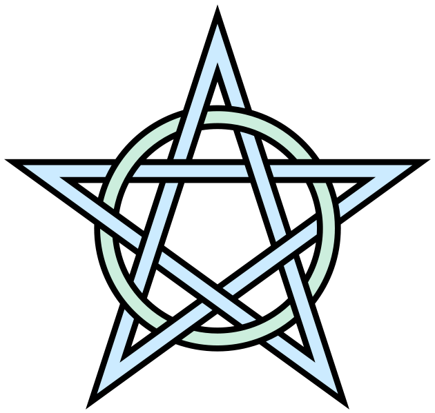 Pentacle tattoos re educating