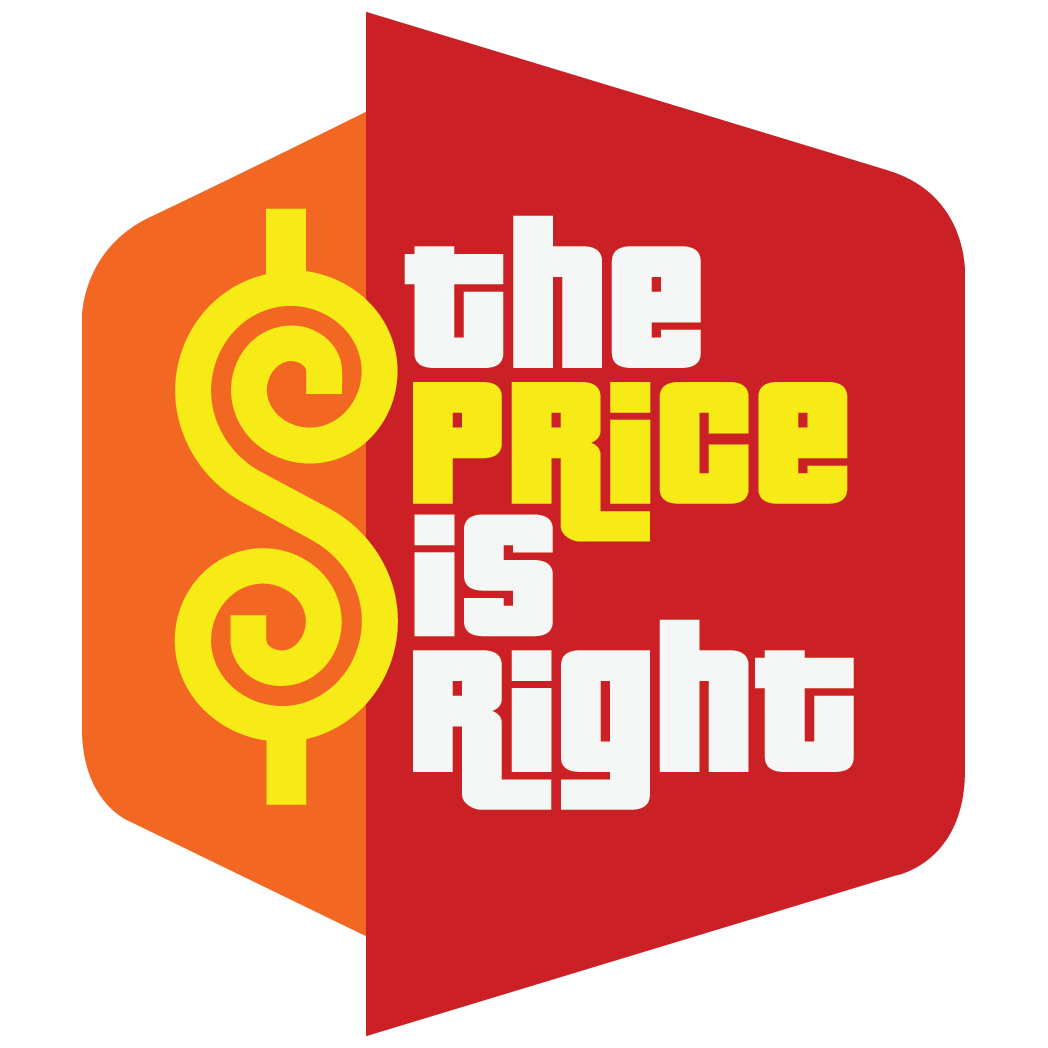 Price is right contestants. Vector pricing vector royalty free library