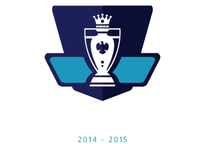 Vector project. Barclays premier league on