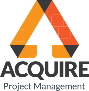 Vector project management. Acquire logo ai free