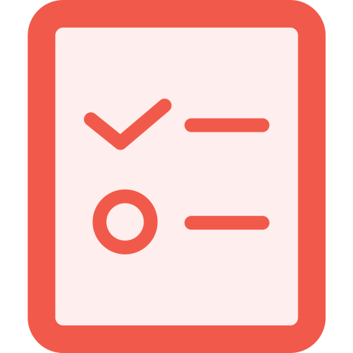 Vector project tasks. Yltc task icon with